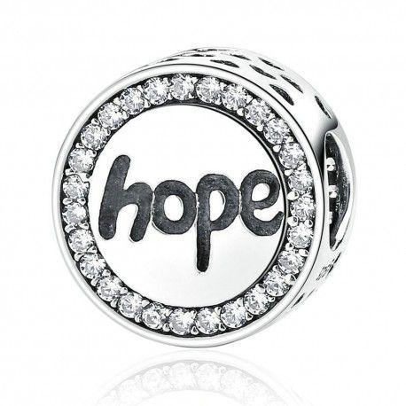charm pandora hope