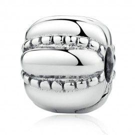 Clip aus Sterling-Silber Verrückt