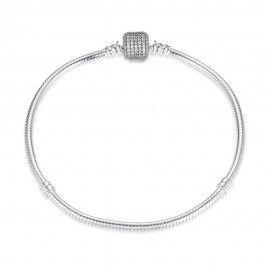 Sterling silver charm bracelet Radiant