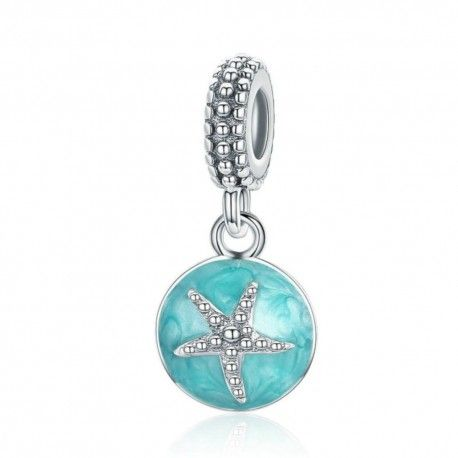 d4c1d6770 Sterling silver pendant charm Starfish-Mijn bedels-for your Pandora...