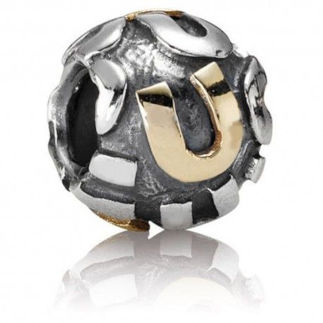 charm pandora plaque or