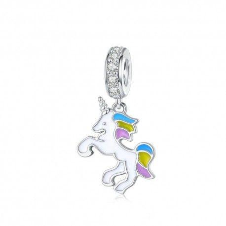 unicorno charm pandora