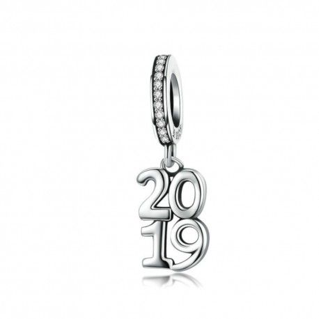 Sterling silver pendant charm 2019