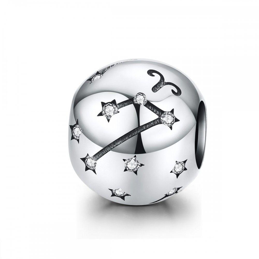 charm pandora segno zodiacale ariete