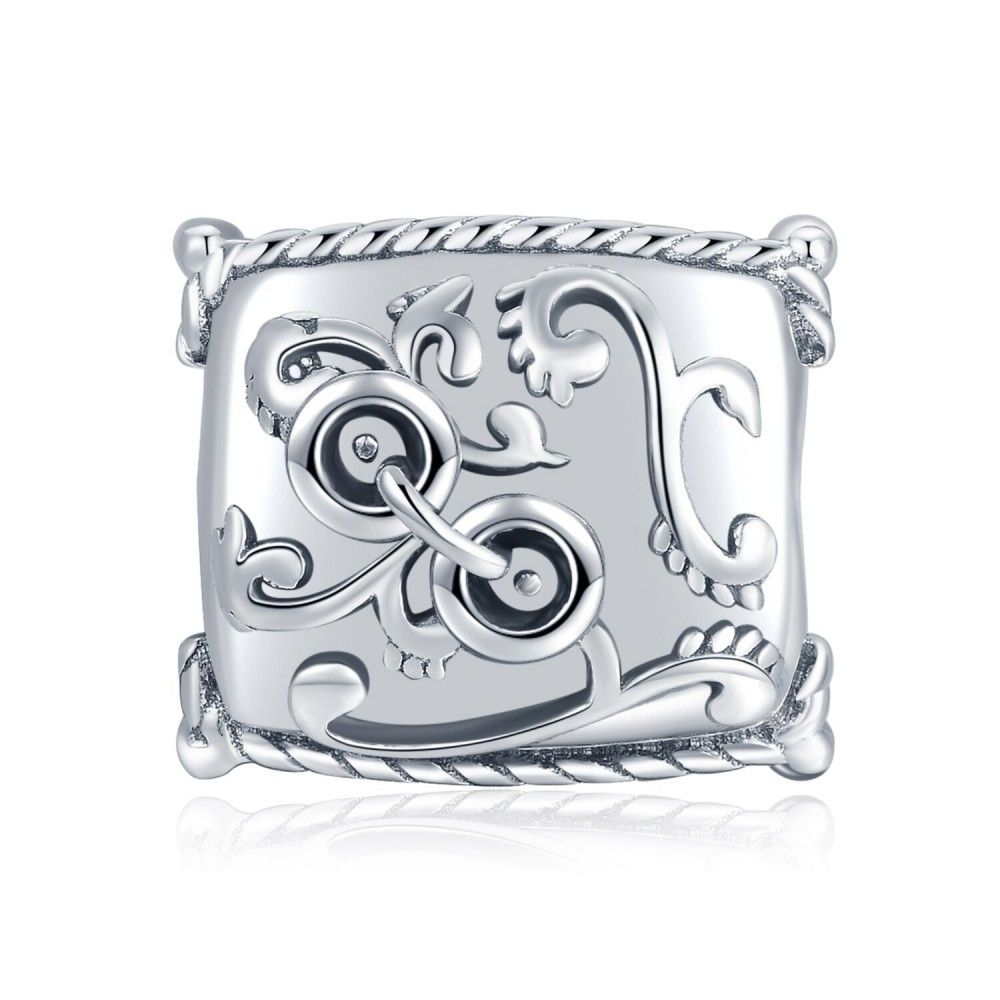 Sterling silver charm Pillow