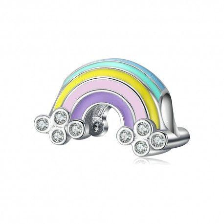pandora charm arcobaleno