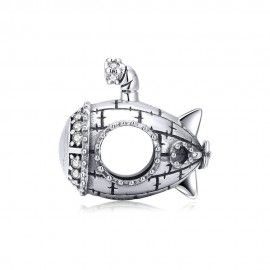 Sterling Silber Charm U-Boot