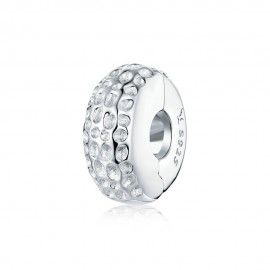Sterling silver clip...