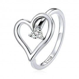 Anello in argento sterling Desiderio