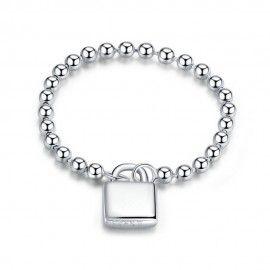 Sterling zilveren ring Slot