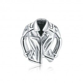 Sterling silver charm Jacket