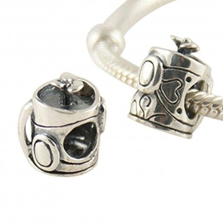 Charm in argento