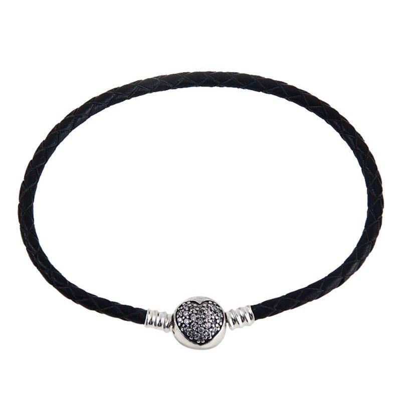 Bracelet Cuir Pandora Avis   IUCN Water