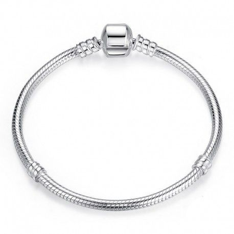 Sterling silver charm bracelet-Mijn bedels-for your Pandora charms