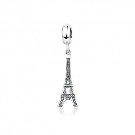 Sterling silver pendant Eiffel Tower