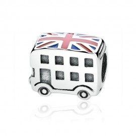 Zilveren bedel bus Londen