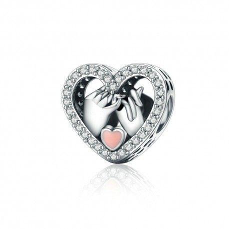 clip pandora cuore love