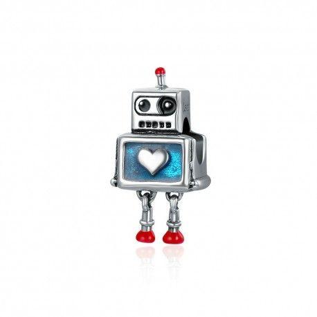 pandora anhänger roboter