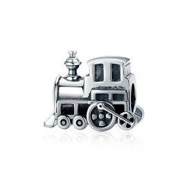 Zilveren bedel Locomotief