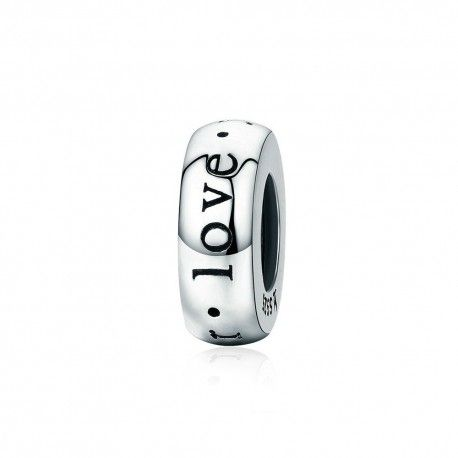 d0f048c5c Sterling Silver Charm I Love You Forever Mijn Bedels For Your Pando