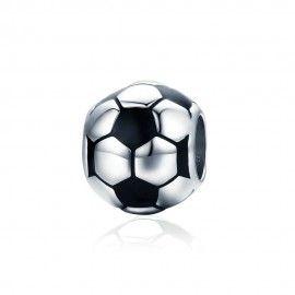 Zilveren bedel Voetbal